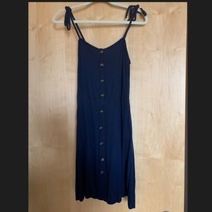 AE 'Don't Ask Why' Tie Strap Dress